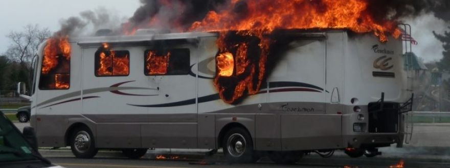 9 Fire Safety Tips for Your RV
