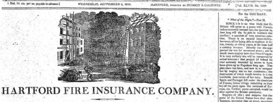 History of Builders Risk Insurance
