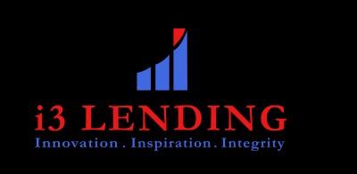 i3 lending logo