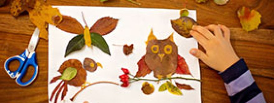 October Crafts