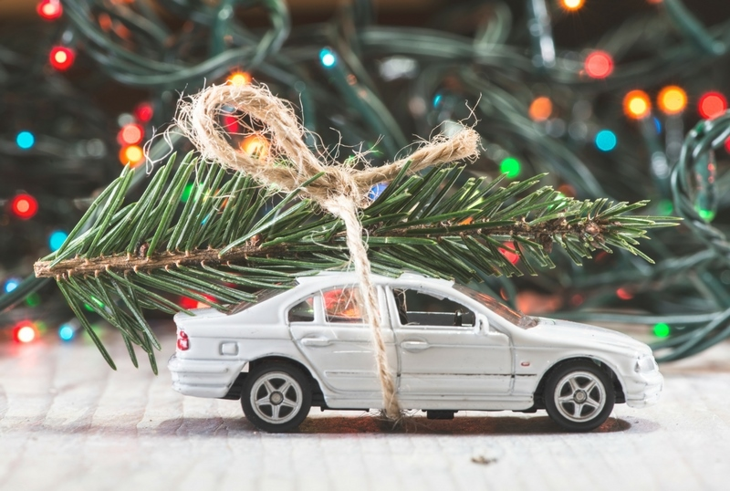 Holiday parking lot safety tips