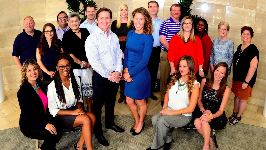 Insurance agency team in Dallas Texas
