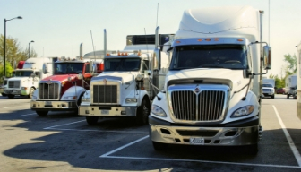 trucks with commercial liability insurance in dallas