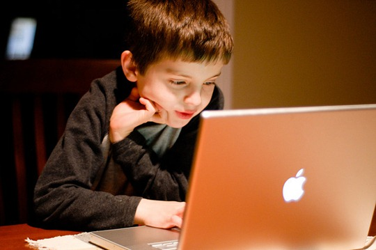 Child safety while using social media