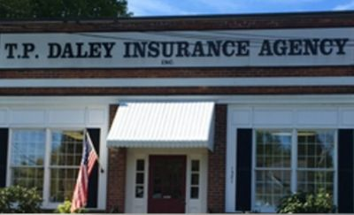 Welcome to T.P. Daley Insurance Agency, Inc