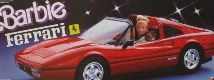 Barbie's 9 Greatest Cars (... So Far)