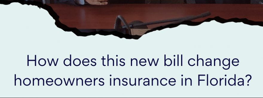 SB 76: What does the new property insurance bill mean?