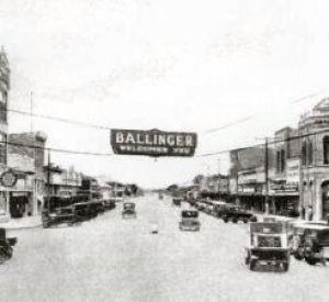 Ballinger, Texas Business Insurance