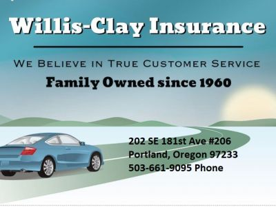 About Willis-Clay Insurance, Inc.