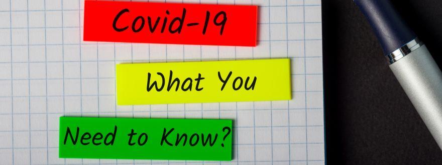 The Coronavirus (COVID-19) – How Can I Prepare?