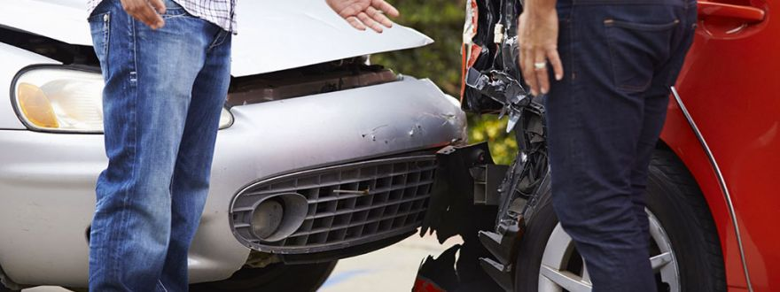 Involved in an auto accident? Here's everything you need to know.